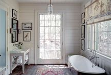 Modern Colonial and Shaker / Bring the American colonial and Shaker looks into your home without sacrificing modern comforts.