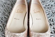Jellypress loves... Wedding Footwear / A collection of our favourite wedding footwear. Who says practical footwear on your wedding day has to be boring!