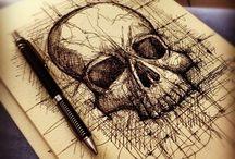 Art Skulls