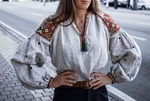 Ukrainian blouse