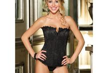 New Arrivals! / Check out our newest selection of sexy lingerie!