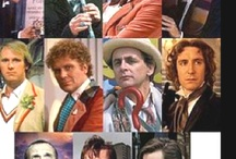 {Dr. Who} / by Christa Carson