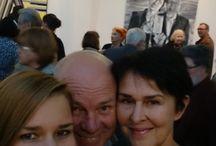 bozena roncakova / gallery art paintings exhibition bozena roncakova
