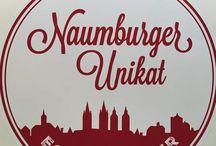 Naumburger-Unikate / Hier werden Naumburger, als Naumburger-Unikat zertifiziert vom Naumburger Oberbürgermeister.