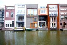 Two Houses on Borneo Sporenburg_MVRDV