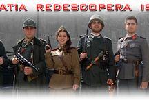 Actiuni ale Asociatiei Redescopera Istoria / Înființată în anul 2014, Asociația Redescoperă Istoria are ca domeniu de activitate reconstituirea istorico-militară. Asociația Redescoperă Istoria este singura asociație de reconstituire istorico-militară din România care reconstituie structuri militare din trei țări participante la luptele din cel de-Al Doilea Război Mondial: Armata Română, Armata Germană și Armata Roșie, structuri care au avut un rol deosebit atât în istoria contemporană a României, cât și a Europei.