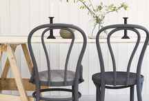 bentwood chair love