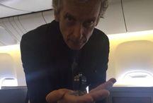 Peter Capaldi SDCC  2015 +