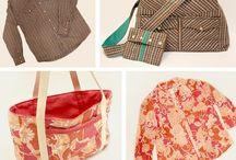 recyklace starého oblečení
