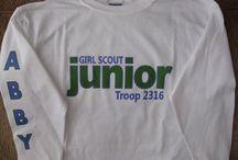 General Girl Scout Leader Ideas / by Kelly Wondra