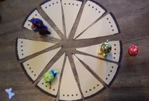 Jeux en papier à créer / Création de jeux par et pour des enfants de 4 à 8 ans, pour jouer et rejouer