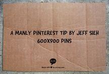 Manly Pinterest