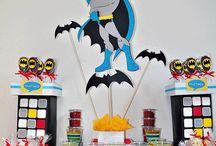 Sweet Table - Batman