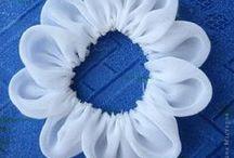 Látkové Kvety