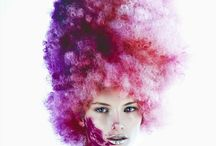 creative hairstyle / by Morimoto Eri