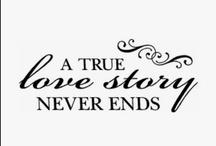 a love story wedding