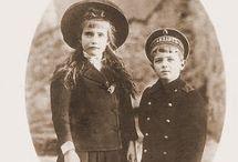 Anastasia y Alexei