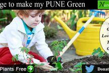 free plants in pune