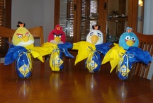 Blue & Gold Banquet: Angry Birds