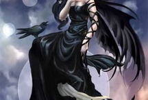 charms of the Raven / http://www.facebook.com/pages/charms-of-the-Raven/187516084619209