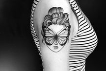 tattoo butterfly