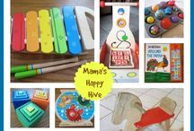 Montessori inspired toys 6-12 months