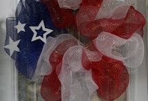 Red, white and blue / by Jennifer Earp