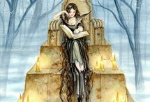 Fantasy Art / Some of my top favorite fantasy art works from various artists.