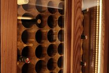 #Wine shelves and refrigerators
