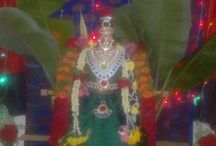 Varmahalakshmi Festival / Festival Decorations
