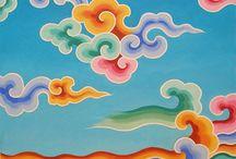 Clouds 彩雲