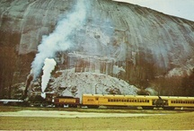Vintage Stone Mountain Park / by Stone Mountain Park
