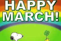 March...daily...