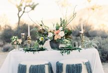 California Inspired Party Ideas / Decor inspired by the beauty of Calfonia
