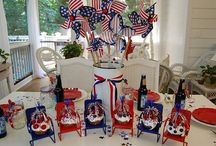 Americana/July 4th / by Cherie Eckel