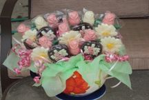 Candy Bouquets / Chocolate Candy Bouquets