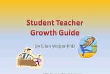 * A Secondary Student Teacher Treasury / Why come to class an hour late - or a dollar short ? Come delightfully prepared with student ready materials! Pin here ideas, products and helps for secondary student teachers - No more than 3 pins a day - and let's support active teaching at secondary!  / by Dr. Ellen Weber