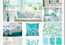 TURQUOISE Home * Decor
