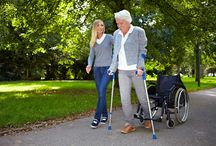 Going For A Walk / by A-1 Home Care, A-1 Domestic Professional Services