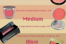 makeup & product