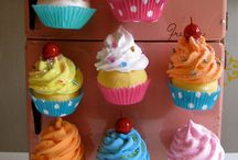 Cupcakes & Yummy stuff / Can it really be called food?? / by Emily Abrahantes