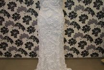 vestidos de noiva crochê
