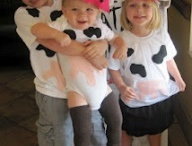 National Cow Appreciation Day! #ChickfilAMom / Cow costumes, accessories, and more