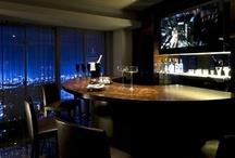 Architecture bars