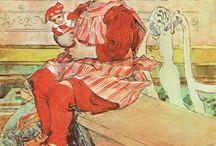 Carl Larsson / by Mitchan Inouye