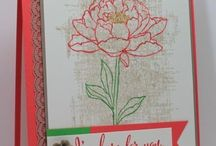 2015 Stampin UP / by Pam Cetinich