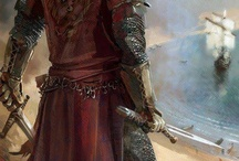 Knights crusader art