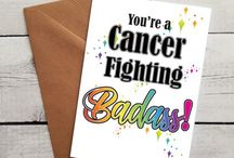 Cancer Sufferer Fun Cards / Cancer Sufferer or Cancer Survivor, Great funny uplifting gifts and cards.