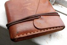 Leather & Wooden