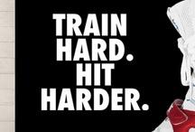 Nike Boxing / Train Hard. Hit Harder.